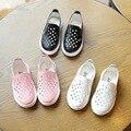 Дети Маленькие Девочки Платье Shoes Девушки Принцесса Shoes Боути Белый Shoes Мягкая Довольно Комфортно Для Детей Девочек