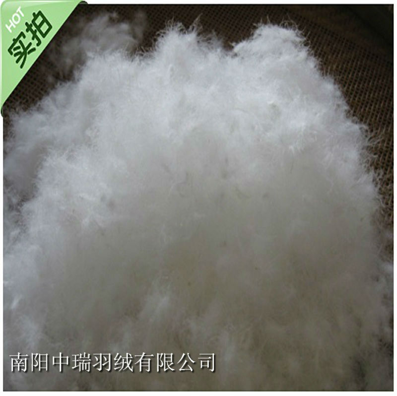 95%white goose down & bulk down & outdoor Sleeping bag filler & 250g price paypal accepted