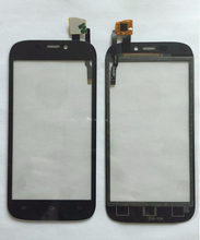 Good working Original Qumo quest 452 SmartPhone touch screen Touch panel Digitizer Glass Sensor Replacement