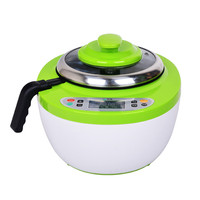220V Intelligent Automatic Electric Frying Cooking Machine 4.5L Multifunction Food Processor For Chinese Food Salad