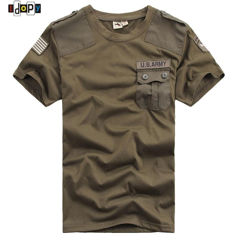 Outdoors Men`s US Navy Military T-Shirtss