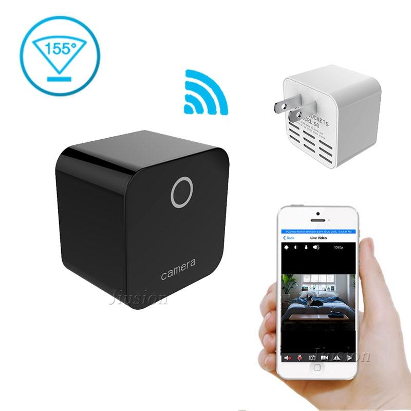 Mini WiFi Camera HD 1080P Night Vision Motion Sensor Micro Cam DVR Video Voice Recorder Remote