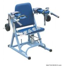 Adjustable chair rehabilitation equipment