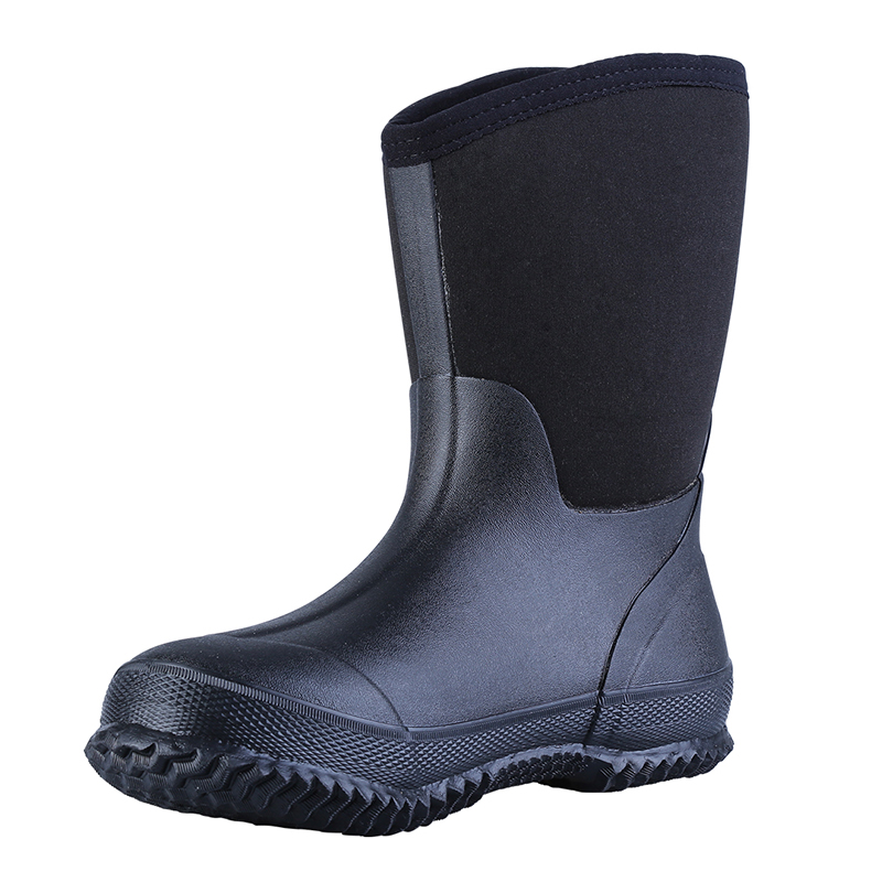 Free shipping 2016 new fashion Mens Rain Boots Waterproof Rainboots Matt Shoes Rainday Water Shoes Adult Shoes Skid size 39-45 flowers purple elegant female boots gaotong water shoes rain shoes rubber shoes rubber rainboots