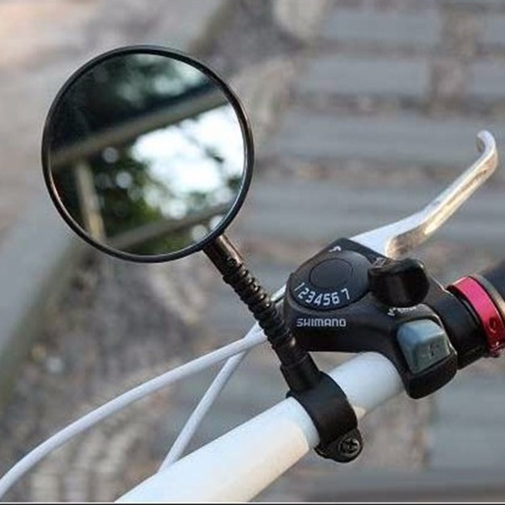 Bicycle Rearview Mirror Bicycle Accessories Cycling Road Mountain Handlebar Mirrors Cycling Rear  MTB Bike Handle  Mirror