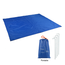 TOMSHOO Outdoor Moisture Proof Camping Ground Mat