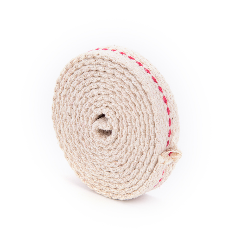 1M New Strong Flat Cotton Wick Core For Kerosene Burner Stove Lighting Lantern Oil Lamp Making DIY Accessory