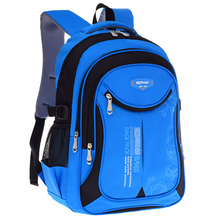 2018 hot new children school bags for teenagers boys girls big capacity school backpack waterproof satchel kids book bag mochila недорого