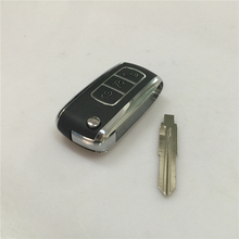 STARPAD For Mitsubishi Lancer car remote control Duikao modified B5 folding key remote key folding key free shipping
