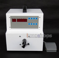 LN005094 BM 98 Wire Twisting Braiding Woven Machine For Custom DIY Earphone Headphone Cable