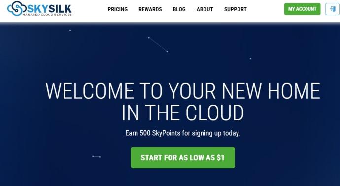 SkySilk.com免费撸12个月的云服务器,不花一分钱