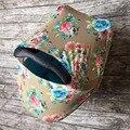 Envío libre 3 en 1 cubierta de asiento de coche de bebé rayon foral enfermería asiento de coche canopy canopy cubierta de la cesta de la compra 14x28x27 pulgadas