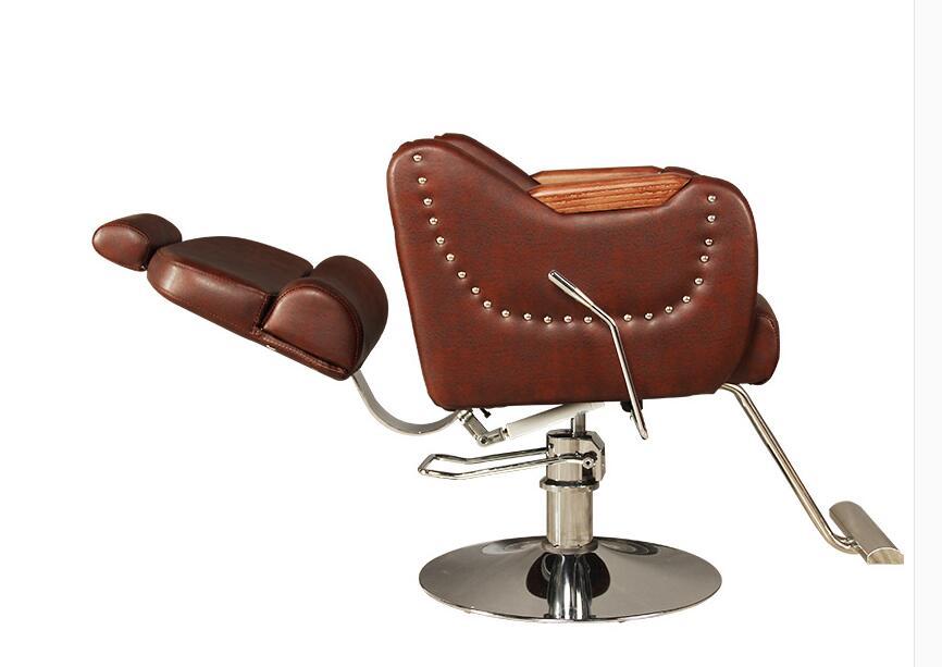 Hair Chair Hair Salon Chair Hair Salon Chair Chair Lift Up And Down Cut Hair Wash Hair Chair Stool.