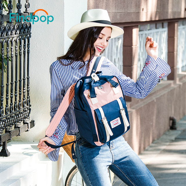Women Large Capacity Waterproof Backpack Bags For Women Fashion Backpack 1