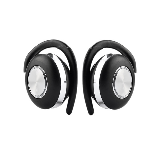 New TWS Earbuds Wireless Headphones Stereo Bluetooth 5.0 Earphone Ear Hook Noise Cancelling Bluetooth Headset With Microphone