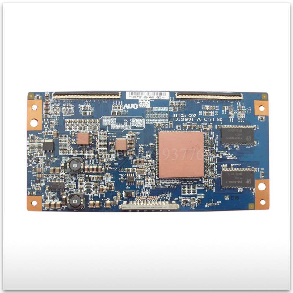 original second-hand for AUO 31T05-C02 T315HW01 V0 CTRL BD logic board 100% new original for auo t315xw02 v9 t260xw02 va 06a53 1c logic board on sale