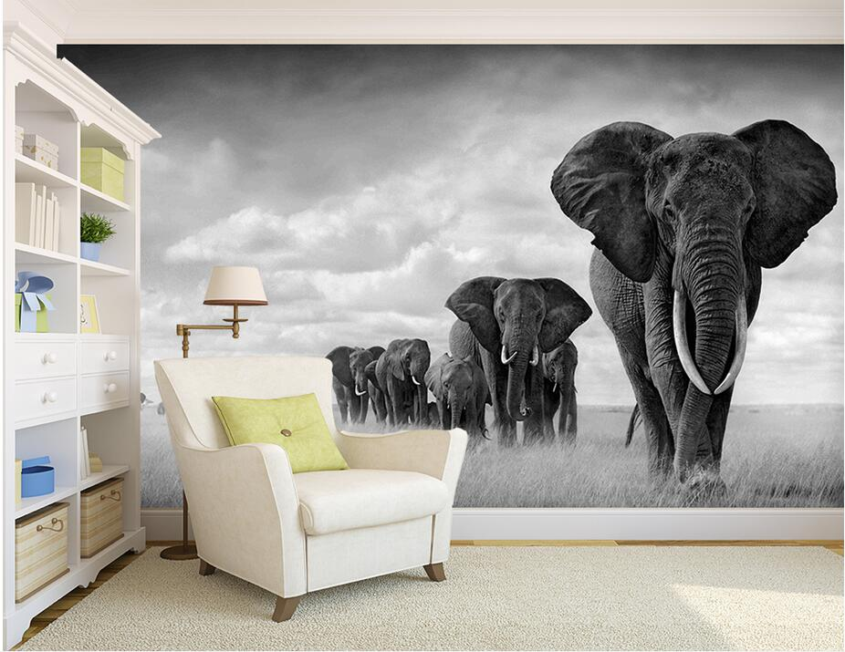 3d Wallpaper For Walls Price 3d Wallpaper Custom Photo Non Woven Mural Black And White