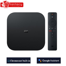 Global Xiaomi Mi TV Box S 4K HDR Android TV