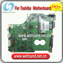 100% Working Laptop Motherboard for toshiba V000238110 M1 E-450 C600D Series Mainboard,System Board