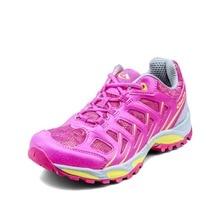 Women s PU Mesh Woman Athletic ShoesOutdoor Trekking Hiking Shoes Sneakers For Women Climbing Mountain Trail