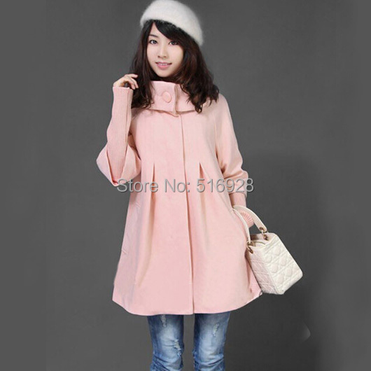 2017 Warm Winter Maternity Coat Clothing Jacket To Pregnant Clothes For Pregnant Women Autumn New maternity clothes new stely fashion loose pure color cloak jacket clothes for pregnant women coat