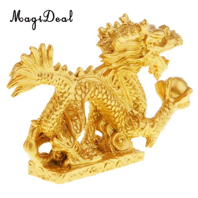 Ornamento Zodíaco chinês – estátua Dragão