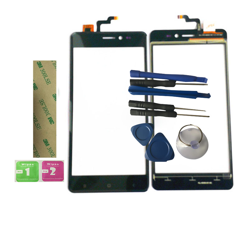 RYKKZ Touchscreen For BYLYND M7 Touch Panel Digitizer Replacement With Tool