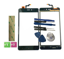 RYKKZ Touchscreen For BYLYND M7 Touch Panel Digitizer Replacement With Tool For BYLYND M7 цена