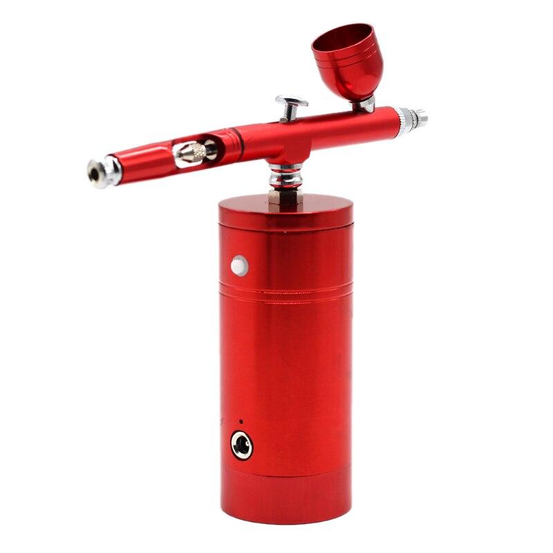 7Cc Capacity 0.3Mm Nozzle Paint Art Air Compressor Watering Can Set7Cc Capacity 0.3Mm Nozzle Paint Art Air Compressor Watering Can Set