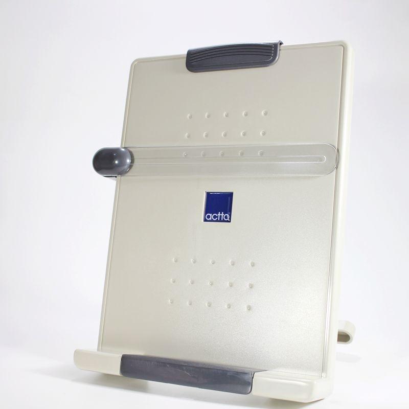Desktop Paper holder ; Adjustable Reading Slopes; Adjustable Book Holder; Reduces Eye Fatigue and Neck Strain BCH-09 reading berlin 1900 paper