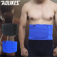 Handise Protection Waist Support For Belts Belt Lumbar Brace Breathable Back Therapy Absorb Sweat Fitness Sport Protective Gear