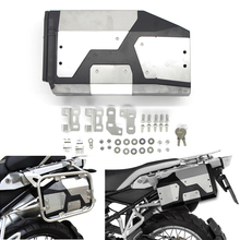 All New For BMW R1250GS R1200GS adv LC Adventure 2014 2019 Decorative Aluminum Box Toolbox 4