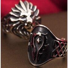 Серебряные кольца World of Warcraft/Товары для фильмов/кольца для фильмов