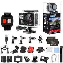 Akaso ek7000 4 К WI-FI Открытый Спорт Действие Камера Ultra HD Водонепроницаемый видеокамера 12MP крайняя подводная 1080 P 60fps видео CAM