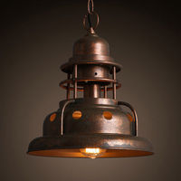 Vintage Pendant Lights LOFT Lamp Avize Nordic Pendant Lamp Suspension Luminaire Home Industrial Lighting