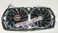 Original for MSI GTX1080Ti 1080 1070Ti 1070 1060 ARMOR Graphics card Cooler Pitch 58X58MM FONSONING