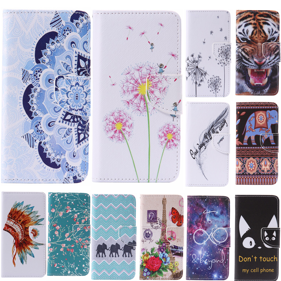 Pu leather case for samsung galaxy a7 2016 a710 peacock feather - High Quality Fashion Beautiful Dandelion Tiger Pu Leather Phone Case For Samsung Galaxy J7 2015 700