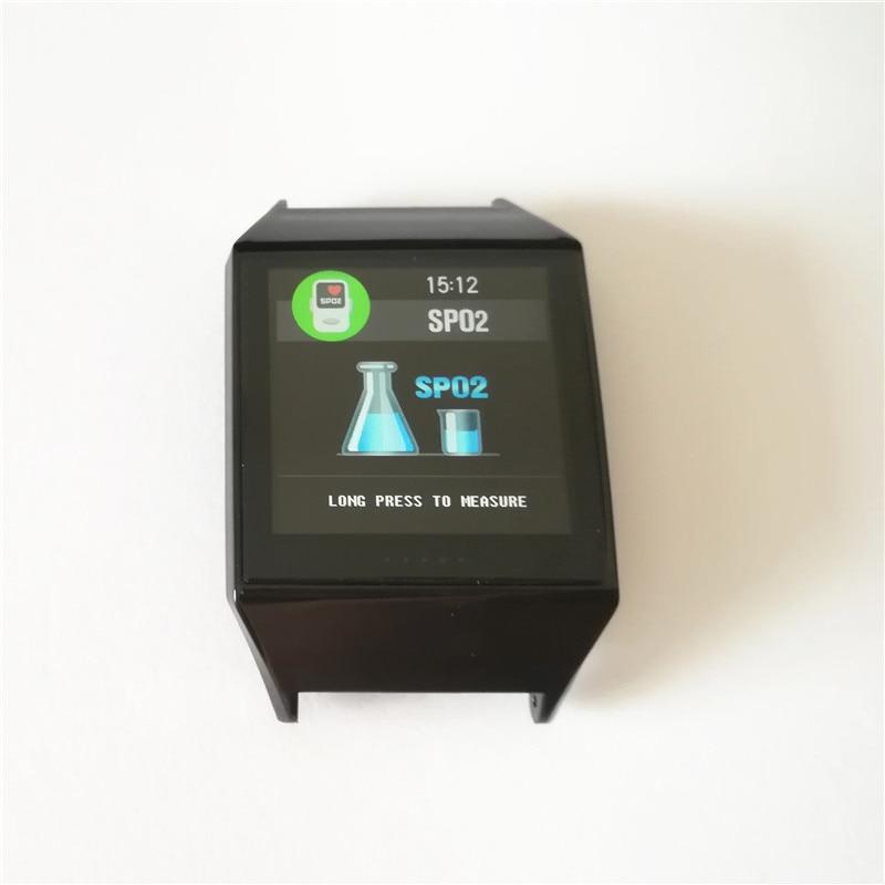 W1 Smart Bracelet Blood Pressure Measurement Color Screen Fitness Tracker Watch Waterproof IP68 Heart Rate Monitor GPS Tracker 39