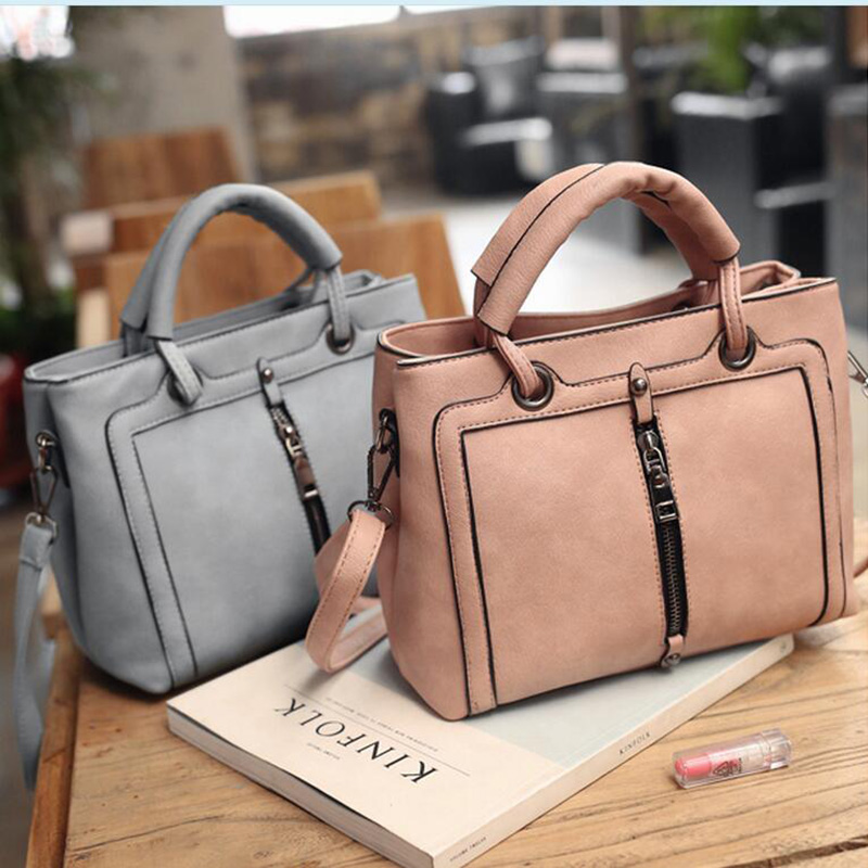 Women Messenger Shoulder Bag Leather Bag Female Luxury Black Handbag Casual Lady Tote Crossbody Bag sac a main femme de marque weiju new canvas women handbag large capacity casual tote bag women men shoulder bag messenger crossbody bags sac a main
