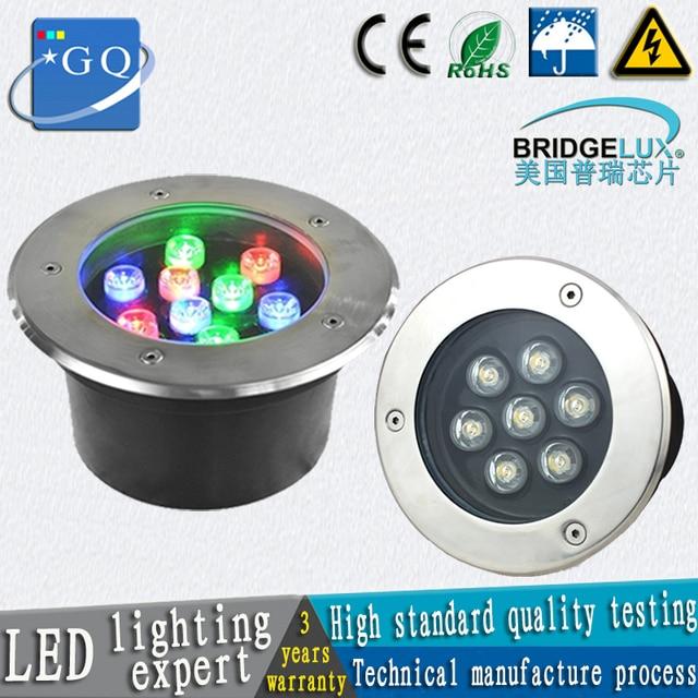 CP 1W3W6W7W9W12W15W36W LED garden light led Buried light  LED underground light  AC85-265V
