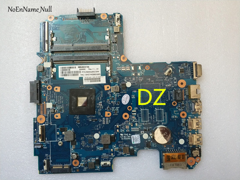 Free Shipping For HP 245 G4 14-AF Latpop Motherboard A8-7410 CPU DDR3 814509-001 814509-501814509-601 6050A2731601-MB-A01