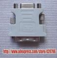 DVI-I 24 + 5 Контактный Разъем Для 15 Pin VGA Женский Адаптер Конвертер