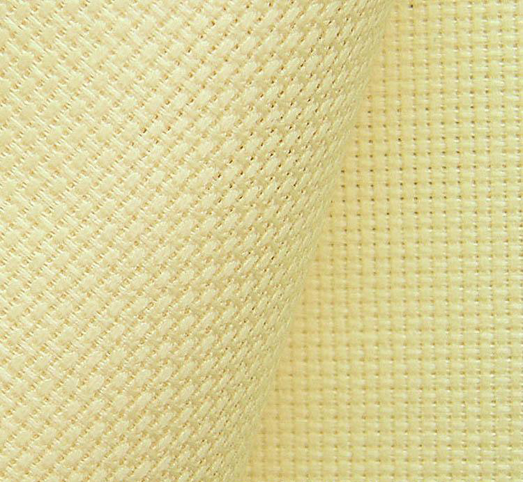Zamtac Cotton 14CT Cross Stitch//Embroidery Fabric Aida Cloth Canvas for Whites Red Black Navy Blue Light Blue Beige Color: Blue, Size: 50x50cm