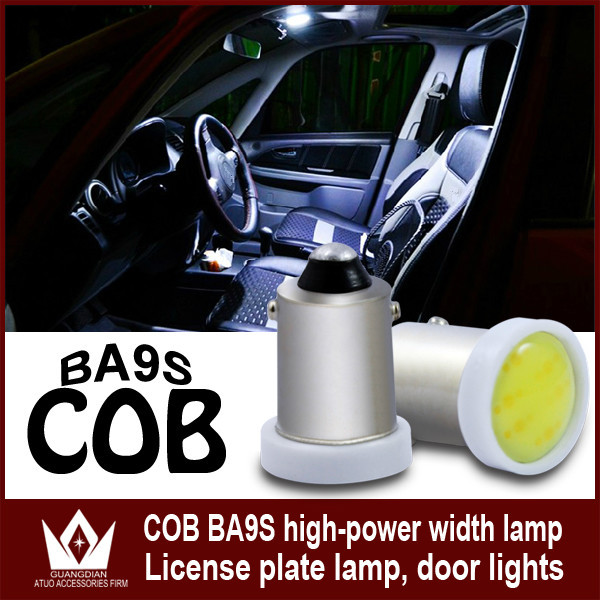 Guang Dian Car light led Wedge Side Light Lamp Bulb Reading Lights Trailer Truck lamp T11 BA9S T4W H6W 10pcs 30pcs 50pcs 100pcs guang dian car led light gold color daytime running lights