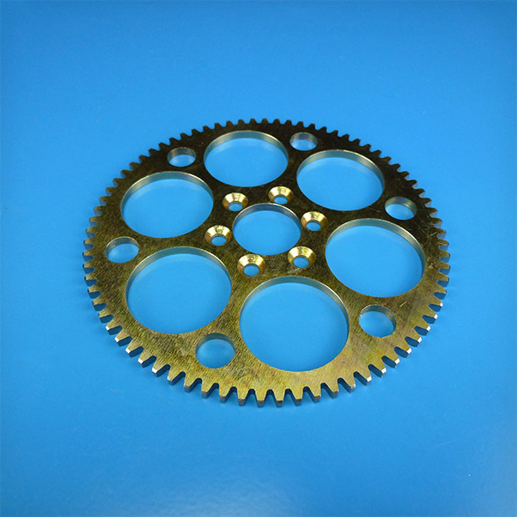 1PC DLE Paramotor Engine Accessories 75T 1.75 Modules 4.5 Thickness Gear Starter Fluted Disc for DLE200 Starting Gears