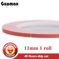 1x 11mm 20M 0 25mm Double Sided Thermally Conductive Adhesive Transfer Tapes For Chip Soft PCB