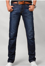 2016 dünne Beiläufige Hosen Elastische männer Jeans disel jeans herren berühmte marke zerrissenen jeans für männer biker jeans
