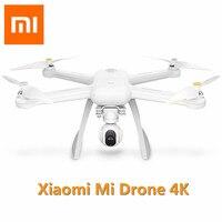 Оригинальный Xiaomi Mi Дрон с разрешением 4 K HD gps WI FI FPV Wi Fi 5 ГГц Quadcopter 6 оси гироскопа 3840X2160 p/30fps радиоуправляемые Квадрокоптеры с указывая полет