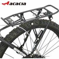 New Aluminum Alloy 25kg V Brake/Disc Brake Cycling Bicycle Bike Rear Rack Seat Rack 10361