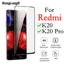 tempered glass for xiaomi redmi k20 pro Full screen protector Protective
